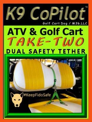 K9 CoPilot Take 2 Dual Safety Tether
